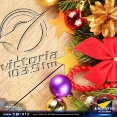 En esta #Navidad #VictoriaFM te acompaña en las carreteras del centro del país porque somos #TuRadioVial ¡Felices Fiestas!
