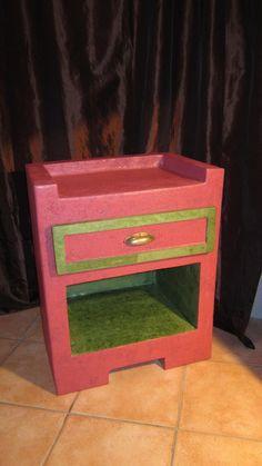 comment cr er un meuble en carton craftroom pinterest comment. Black Bedroom Furniture Sets. Home Design Ideas