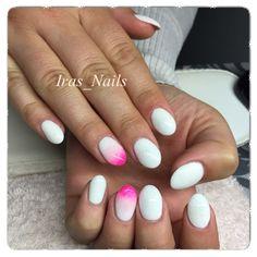 Pink weiß