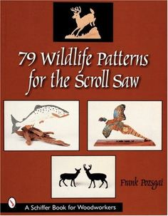 Ornamental scroll saw patterns free ebooks download pictures 15 79 wildlife patterns for the scroll saw schiffer book for woodworkers fandeluxe Images
