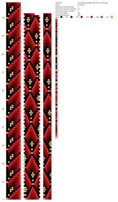 Bead Crochet Patterns, Bead Crochet Rope, Crochet Bracelet, Peyote Patterns, Beading Patterns, Beaded Crochet, Beading Tutorials, Loom Bracelet Patterns, Loom Bracelets
