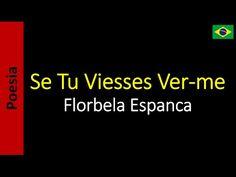 Se tu viesses ver-me - Florbela Espanca  | Poema