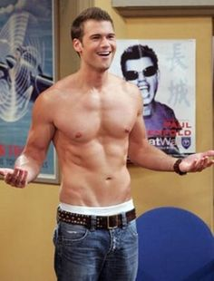 nick zano shirtless. The only reason I watched What I Like About You!