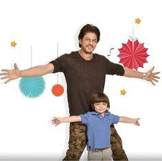 Birthday, 27 May 2017 Shahrukh Khan Family, Abram Khan, Richest Actors, Sr K, Cute Wallpapers Quotes, Kareena Kapoor Khan, King Of Hearts, Bollywood Actors, 4th Birthday