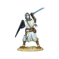 First Legion Toy Soldiers - Crusader Knights