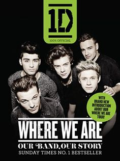 One Direction: Where We Are (100% Official): Our Band, Our Story in Pakistan | online shopping at magiclamp.pk