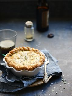 Easy Chicken Pot Pie  Full recipe