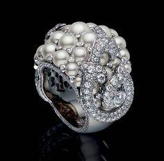 Pearls&Diamonds. #GiampieroBodino #HighJewellery
