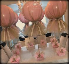 💖Bespoke Gold Glitter & Pink Tulle Balloon Centrepiece & Monogram💖 Source by with tulle Girl Baby Shower Decorations, Balloon Decorations Party, Balloon Centerpieces, Baby Shower Centerpieces, Birthday Decorations, Baby Shower Themes, Wedding Decorations, Baby Shower Balloon Ideas, Quinceanera Decorations
