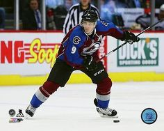 Matt Duchene Colorado Avalanche 2016-2017 NHL Action Photo TR100 (Select Size)