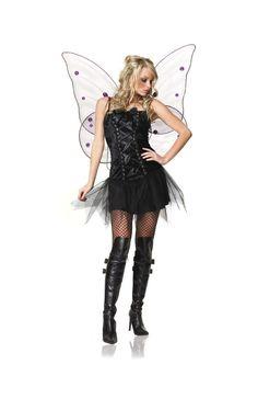 Gothic Nymph Costume