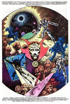 ROM #41(Marvel Comics - April 1983) Writer:Bill MantloIllustrators:Sal Buscema(Pencils),Ian Akin & Brian Garvey(Inks)