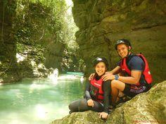 Downstream Canyoneering in Badian Climbers, Philippines, Romance, Adventure, Couple Photos, Couples, Romance Film, Couple Shots, Romances