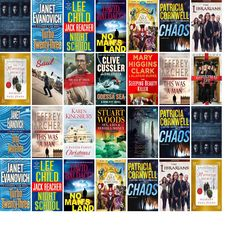 """Saturday, November 19, 2016: The Centralia Regional Library District has eight new bestsellers, six new videos, two new audiobooks, and four other new books.   The new titles this week include """"Game of Thrones: The Complete Sixth Season,"""" """"Turbo Twenty-Three: A Stephanie Plum Novel,"""" and """"Night School: A Jack Reacher Novel."""""""