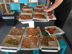 ...bo lubimy jeść pizzę w pracy...regularnie! ;-)