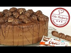 Kinder - Bueno - Torte – EvasBackparty