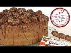 Kinder - Bueno - Torte – evasbackparty