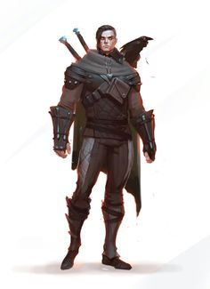 Tagged with art, drawings, fantasy, roleplay, dungeons and dragons; DnD Blood Hunter Class by Matthew Mercer - inspirational Dark Fantasy, Fantasy Male, Fantasy Armor, Medieval Fantasy, Fantasy Character Design, Character Creation, Character Concept, Character Art, Dungeons And Dragons Characters