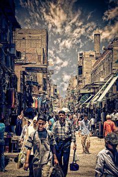 Khan El-Khalili, #Cairo