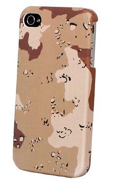 Desert Storm - Wüstentarn iPhone 4 und 4S Cover und Case. Design by DEDICATED. aus Schweden #iphone4 #hardcase #hardcover