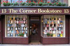 The Corner Bookstore - NYC