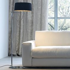 Divina Medium Floor Lamp by Contardi Lighting at Lumens.com