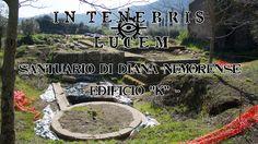 "Santuario di Diana Nemorense - ""Edificio K"" -"