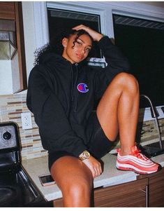 bvbyjay_ Street Style D. - bvbyjay_ Street Style Dope Outfits bvbyjay bvbyjayPintrest pintrest Street style Source by - Outfits Casual, Tomboy Outfits, Chill Outfits, Swag Outfits, Dope Outfits, Summer Outfits, Fashion Outfits, Baddies Outfits, Fashion Styles