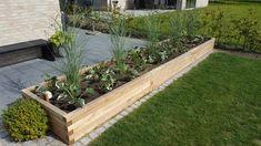 Væg og hegn gabion: ideer til haven i 33 billeder