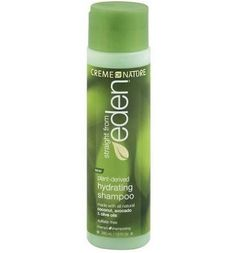 Creme Of Nature Straight from Eden Plant-Derived Hydrating Shampoo 10 oz  $6.29 Visit www.BarberSalon.com One stop shopping for Professional Barber Supplies, Salon Supplies, Hair & Wigs, Professional Product. GUARANTEE LOW PRICES!!! #barbersupply #barbersupplies #salonsupply #salonsupplies #beautysupply #beautysupplies #barber #salon #hair #wig #deals #sales #CremeOfNature   #StraightfromEden #Plant #Derived #Hydrating #Shampoo