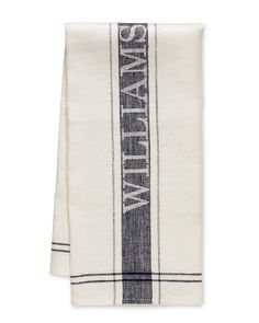 love williams and sonoma towels