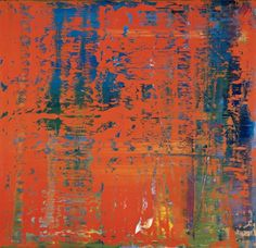 Gerhard Richter » Art » Paintings » Abstracts » Abstract Painting » 742-1