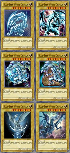 10 holos yugioh cards