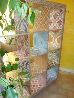 homify / casa-creativa: Raumteiler Vintage : Aufbewahrung von casa-creativa