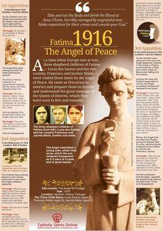 Fatima 1916 (The Angle of Peace)