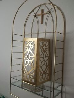 """Making Rivendell in the Desert: Elven Interior Decorating Continued : How to make """"Moroccan Lamps"""" out of Paper"""