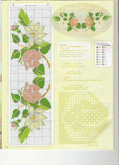 ponto-cruz-flores-11-500x400 78 gráficos de flores em ponto cruz para imprimir