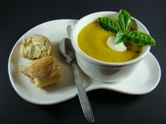Meatless Monday – Summer Squash Soup