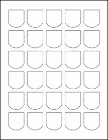 1 25 X 1 375 Mini Hand Sanitizer Labels With Images Label
