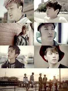Jongup,Himchan,Zelo,Yongguk, Daehyun,Youngjae ♡