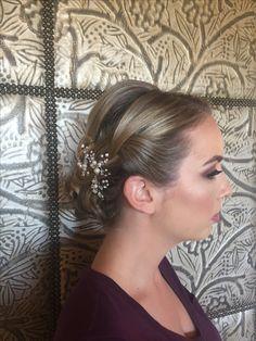 Wedding Events, Pearl Earrings, Pearls, Hair, Jewelry, Fashion, Moda, Pearl Studs, Jewlery