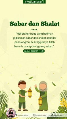 Hadith Quotes, Quran Quotes Love, Quran Quotes Inspirational, Islamic Love Quotes, Muslim Quotes, Sabar Quotes, Hijrah Islam, Best Quotes, Life Quotes