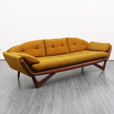 Gondola Sofa by Adrian Pearsall for Craft Associates