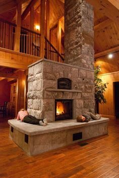 Soapstone Heater -- Maine Wood Heat Co.