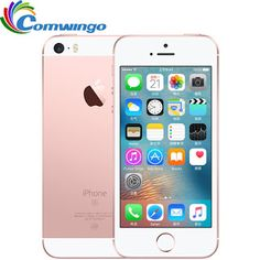 Original Unlocked Apple iPhone SE Cell Phone 4G LTE 4.0 2GB RAM 16/64GB ROM A9 Dual-core Touch ID Mobile Phone Used iphonese (32717223927)  SEE MORE  #SuperDeals