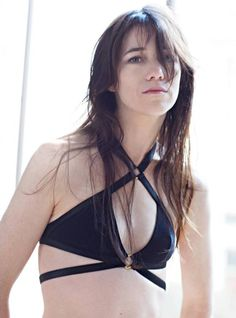 Charlotte Gainsbourg by Dominique Issermann (New York Magazine, March 2014)