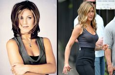 Jennifer Aniston - Everyone knows Jennifer Aniston for her infamous role as Rachel in the hit sitcom 'Friends' but fun fact she actually originally auditioned for the role Monica. After eleven years on the beloved show, Jennifer moved away from television and into film where she had a string of success in comedy and drama roles.