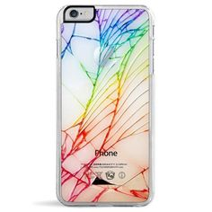 Zero Gravity | Cracked Out (White) iPhone 6/6S Plus Case | Funny iPhone Cases - ZERO GRAVITY