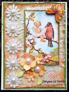 Carole Jones Design using Gecko Galz Products