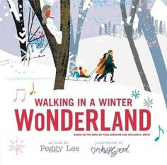 The classic and beloved winter holiday song Walking in a Winter Wonderland is brought to life with bright and colorful illustrations. Sleigh bells ring, are you listening . . . Tim Hopgood's joyful an